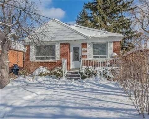 House for rent at 37 Collinson Blvd Toronto Ontario - MLS: C4649156