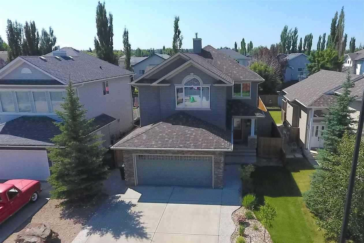 House for sale at 37 Creekside Cl Spruce Grove Alberta - MLS: E4190335