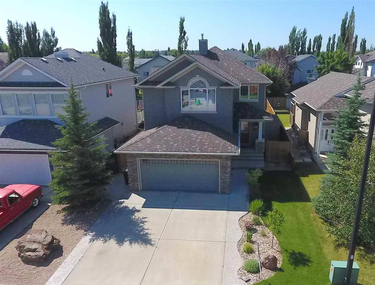 House for sale at 37 Creekside Cs Spruce Grove Alberta - MLS: E4146444
