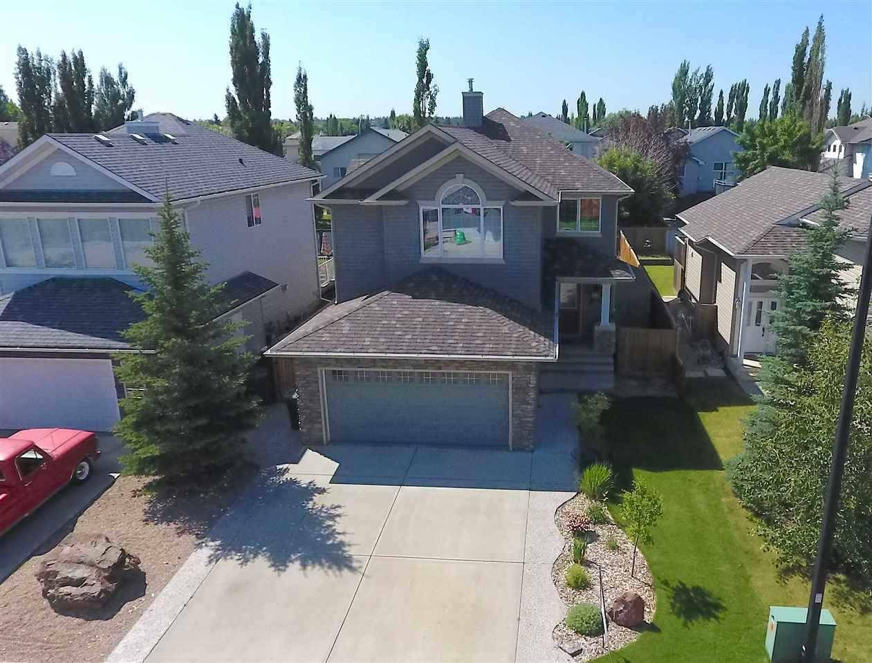 House for sale at 37 Creekside Cs Spruce Grove Alberta - MLS: E4173141