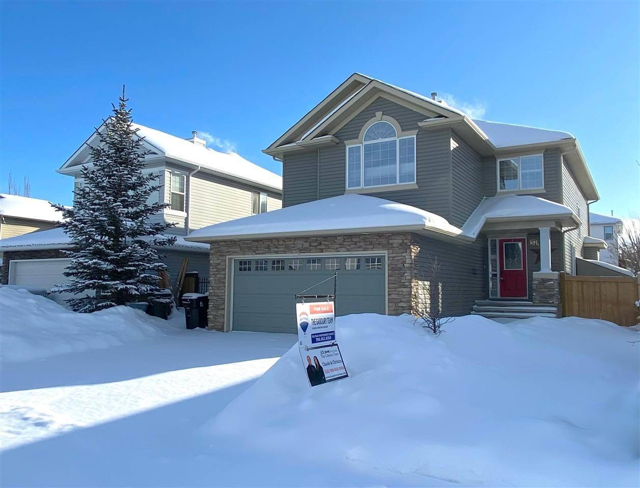 House for sale at 37 Creekside Cs Spruce Grove Alberta - MLS: E4181334