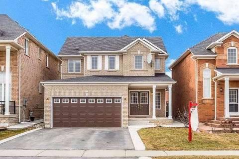 House for rent at 37 Crystal Glen Cres Brampton Ontario - MLS: W4678909