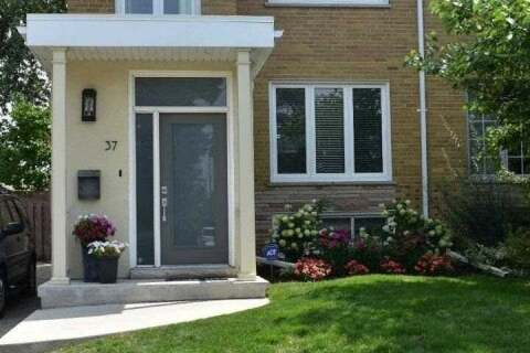 Townhouse for sale at 37 Daleside Cres Toronto Ontario - MLS: C4921485