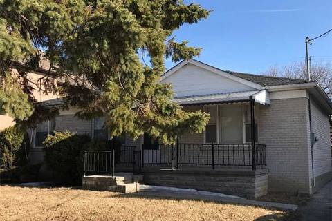 House for sale at 37 Dallas Rd Toronto Ontario - MLS: C4402501