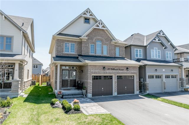 For Sale: 37 Decarolis Crescent, Essa, ON | 3 Bed, 3 Bath Home for $534,900. See 20 photos!