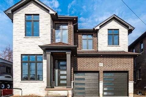 House for sale at 37 Deerhurst Rd Hamilton Ontario - MLS: X4420555