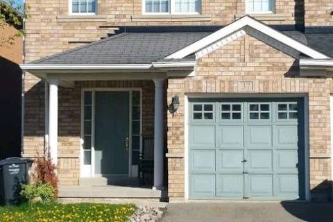 Townhouse for rent at 37 Dunure Cres Brampton Ontario - MLS: W4494904