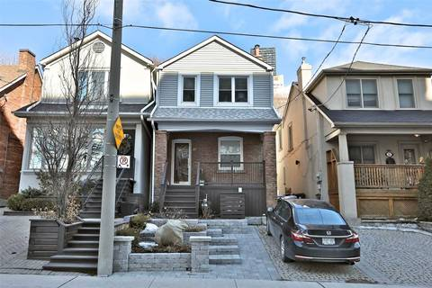 House for sale at 37 Edith Dr Toronto Ontario - MLS: C4425331