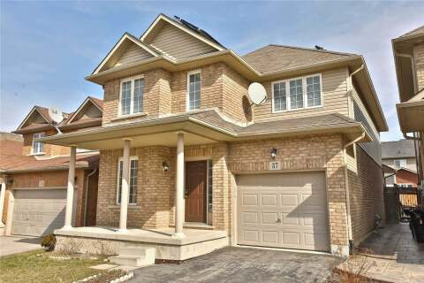 House for sale at 37 Edna Ave Hamilton Ontario - MLS: X4892536