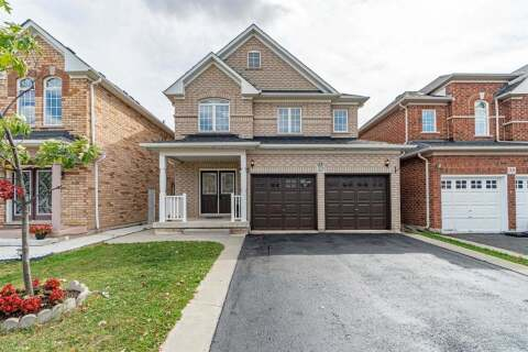 House for sale at 37 El Camino Wy Brampton Ontario - MLS: W4934437