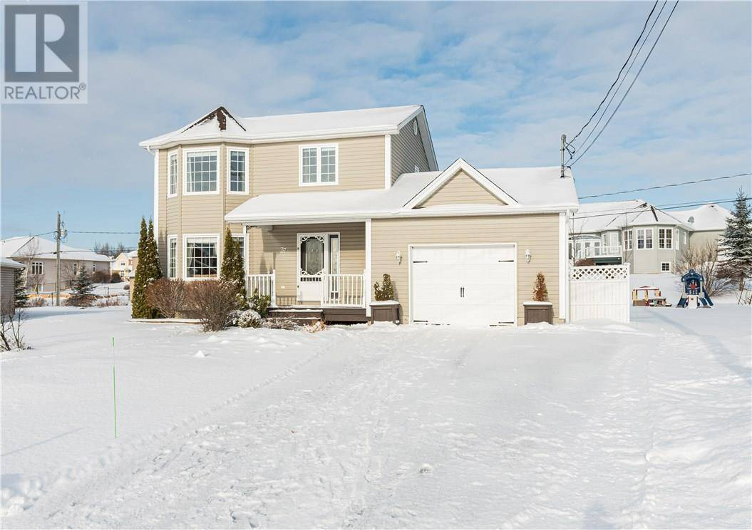House for sale at 37 Elodie Ct Dieppe New Brunswick - MLS: M126896
