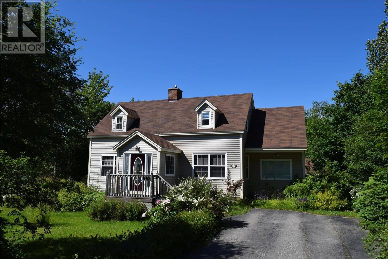 House for sale at 37 Elswick Rd Corner Brook Newfoundland - MLS: 1193885