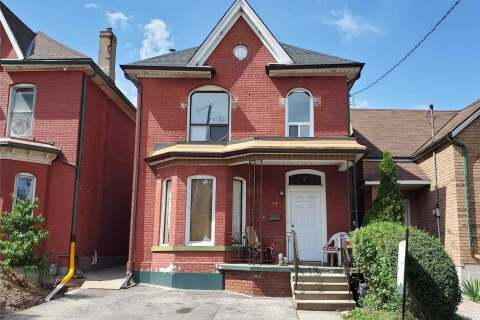 House for sale at 37 Emerald St Hamilton Ontario - MLS: X4897481