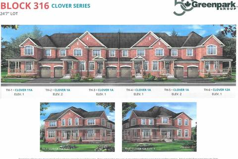 Townhouse for sale at 37 Enclave Tr Brampton Ontario - MLS: W4637576