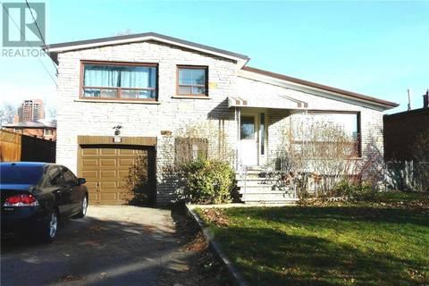 House for sale at 37 Euphrasia Dr Toronto Ontario - MLS: W4424814