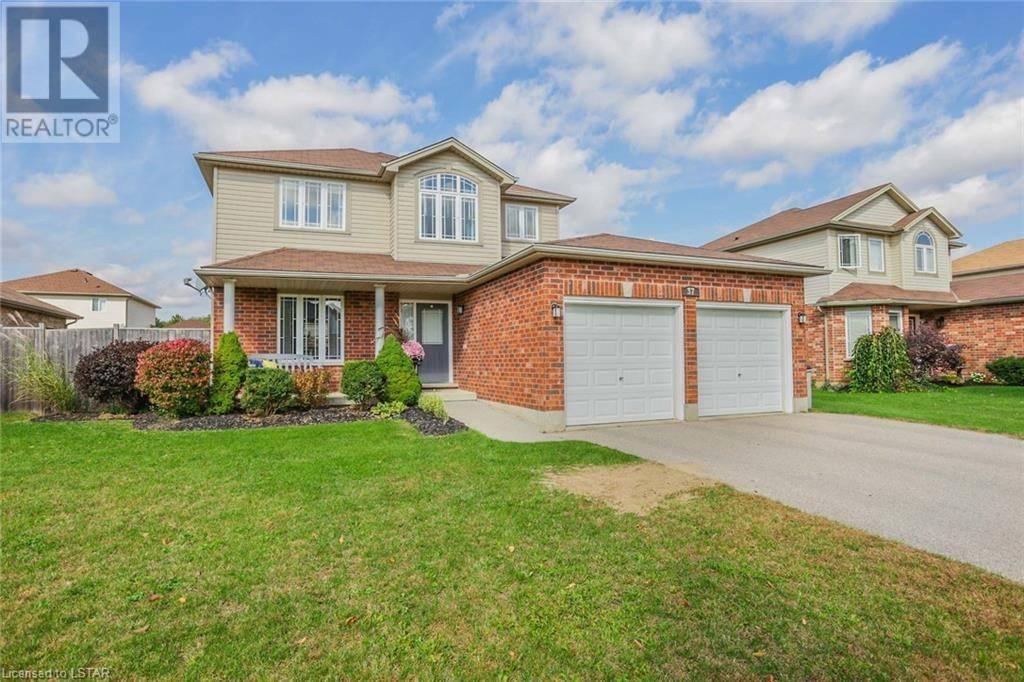 House for sale at 37 Fieldstone Cres Komoka Ontario - MLS: 228374