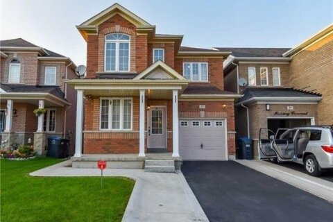 House for rent at 37 Fishing Cres Brampton Ontario - MLS: W4979876