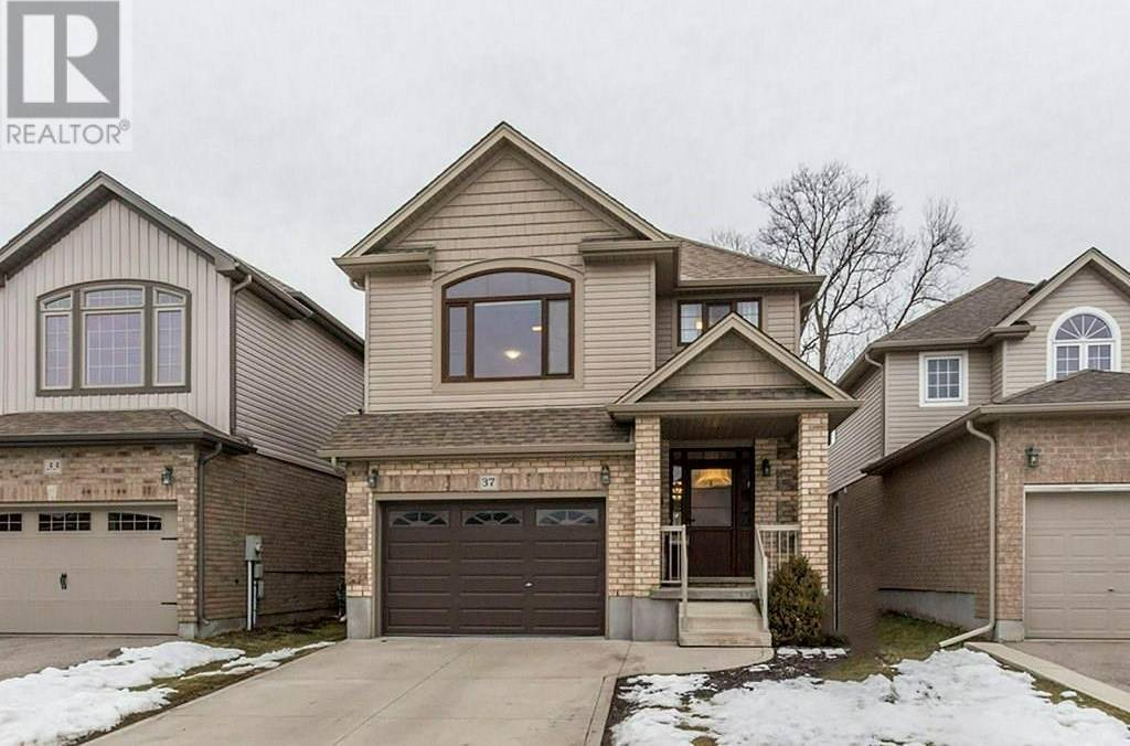 House for sale at 37 Fitzgerald Dr Cambridge Ontario - MLS: 30788754