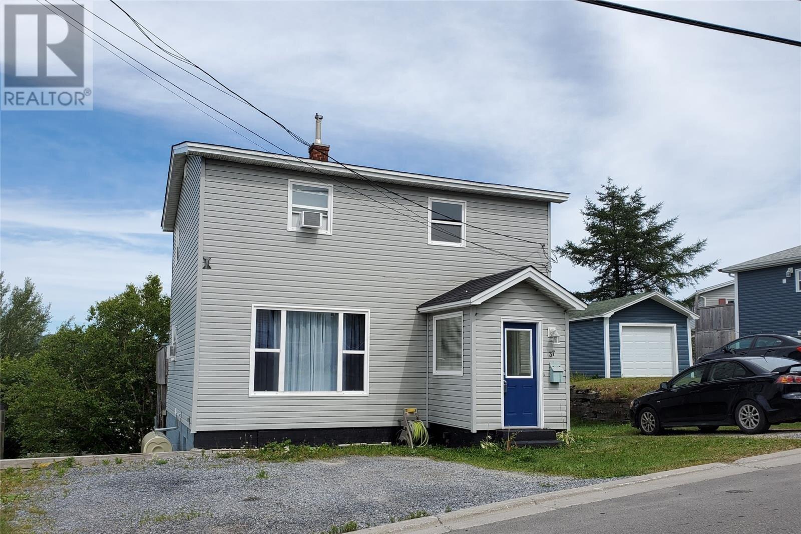 House for sale at 37 Fudges Rd Corner Brook Newfoundland - MLS: 1218100