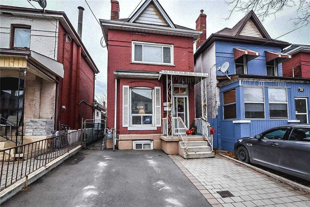 House for sale at 37 Fullerton Ave Hamilton Ontario - MLS: H4068762