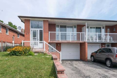 Townhouse for sale at 37 Futura Dr Toronto Ontario - MLS: W4754644
