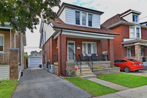 House for sale at 37 Gage Ave Hamilton Ontario - MLS: X4964358