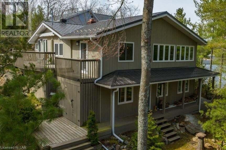 House for sale at 37 Ginn-beach Dr Archipelago (twp) Ontario - MLS: 258275