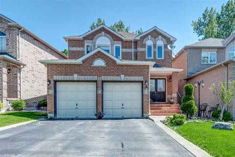 House for sale at 37 Giotto Cres Vaughan Ontario - MLS: N4480691