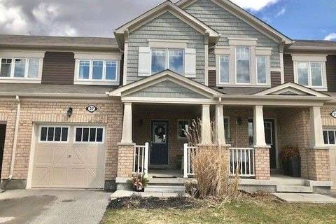 Townhouse for sale at 37 Glenvista Dr Kitchener Ontario - MLS: X4738114