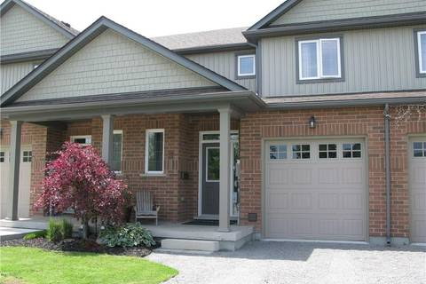 Townhouse for sale at 37 Glory Hill Rd St. Catharines Ontario - MLS: 30745238