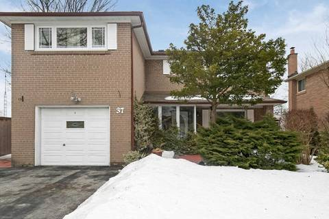 House for sale at 37 Ivy Green Cres Toronto Ontario - MLS: E4386345