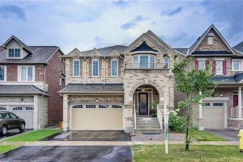 House for sale at 37 James Joyce Dr Markham Ontario - MLS: N4443011