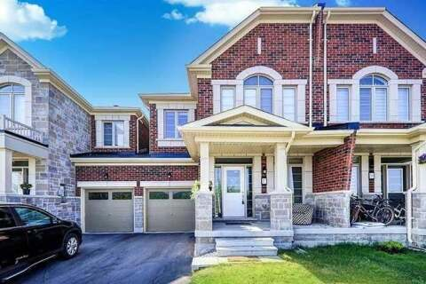Townhouse for sale at 37 Jim Mortson Dr East Gwillimbury Ontario - MLS: N4825918