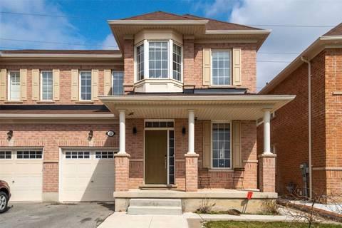 Townhouse for sale at 37 Kimborough Hllw Brampton Ontario - MLS: W4731627