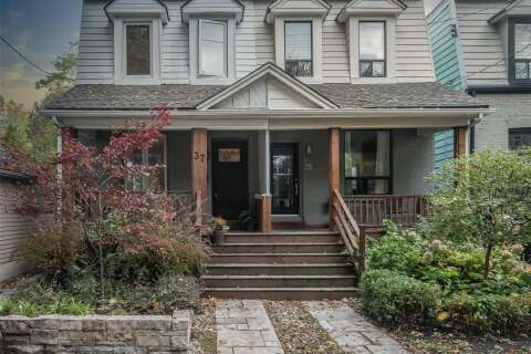 Townhouse for sale at 37 Kintyre Ave Toronto Ontario - MLS: E4963388