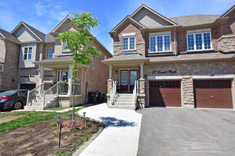 Townhouse for sale at 37 Lanark Circ Brampton Ontario - MLS: W4854573