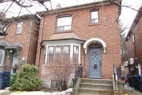 House for rent at 37 Lawrence Ave Toronto Ontario - MLS: C4767626