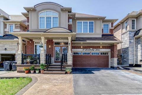 House for sale at 37 Leadership Dr Brampton Ontario - MLS: W4676627