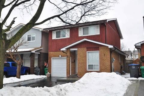 House for sale at 37 Lionshead Lookout St Brampton Ontario - MLS: W4709904