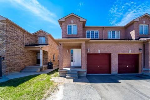 Townhouse for sale at 37 Lonestar Cres Brampton Ontario - MLS: W4428076