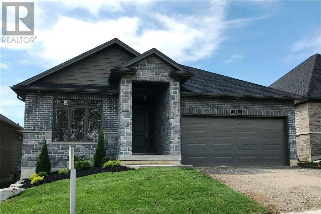 House for sale at 37 Lorne Card Dr Paris Ontario - MLS: 30810709