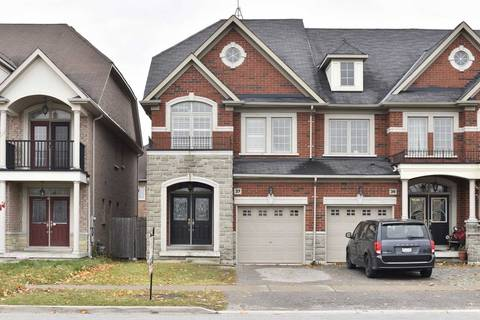 Townhouse for sale at 37 Marc Santi Blvd Vaughan Ontario - MLS: N4622027