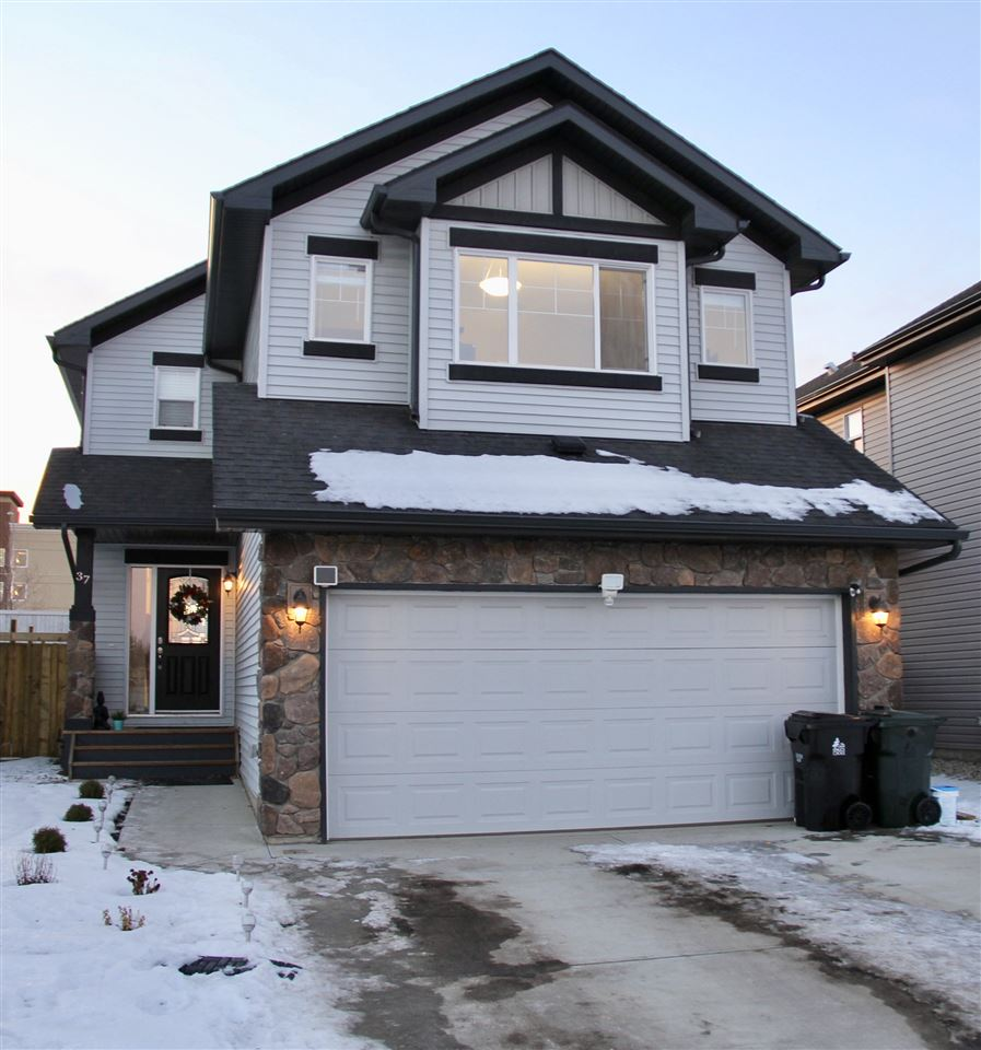 For Sale: 37 Meadowview Landing, Spruce Grove, AB | 3 Bed, 3 Bath House for $399,900. See 26 photos!