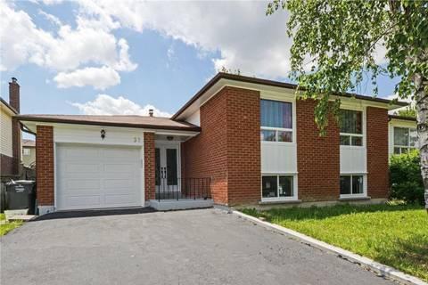 House for sale at 37 Merton Dr Brampton Ontario - MLS: W4547990