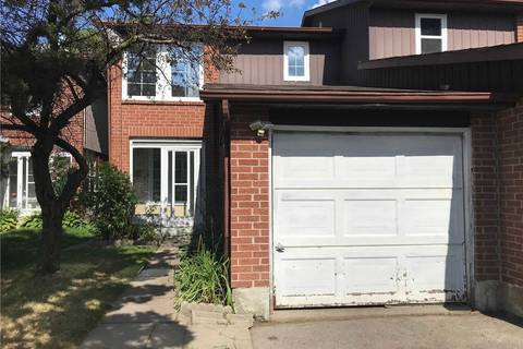 Townhouse for sale at 37 Middleton Ct Markham Ontario - MLS: N4542918