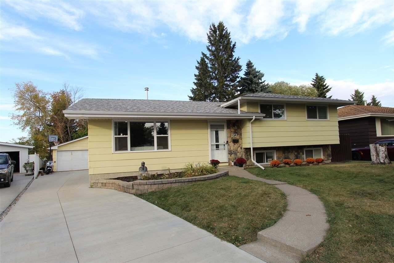 House for sale at 37 Moreland Rd Sherwood Park Alberta - MLS: E4214575