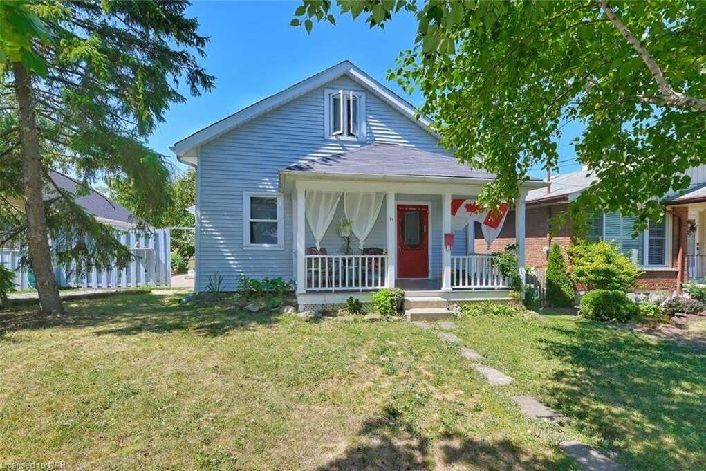 House for sale at 37 Mountain St St. Catharines Ontario - MLS: 30827546
