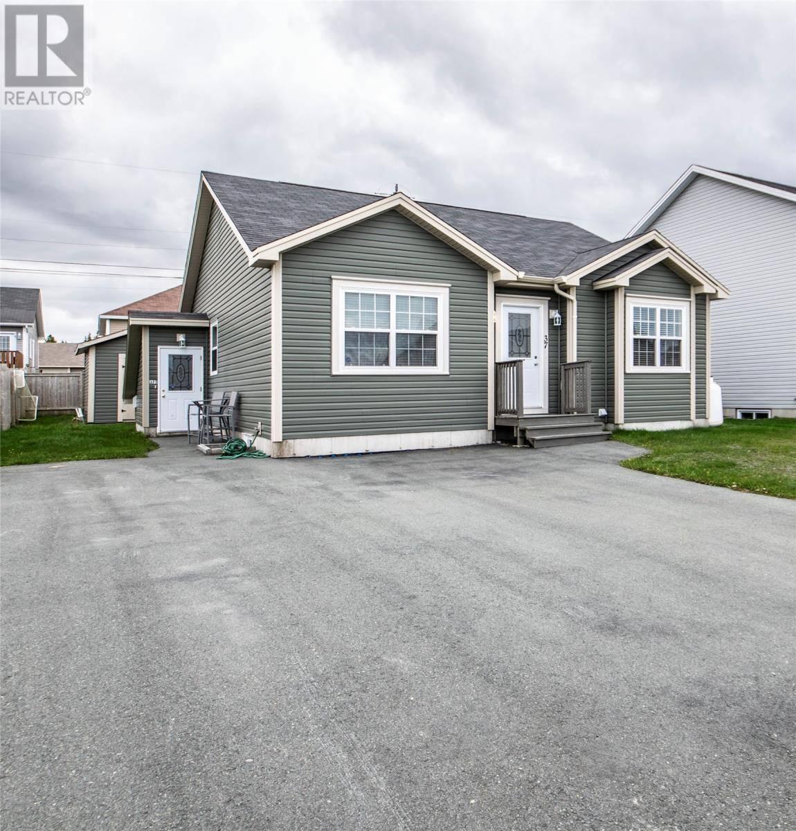House for sale at 37 Mullingar Dr Paradise Newfoundland - MLS: 1204911