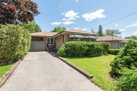 House for sale at 37 Neapolitan Dr Toronto Ontario - MLS: E4484620