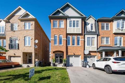 Townhouse for sale at 37 New Pines Tr Brampton Ontario - MLS: W4809867